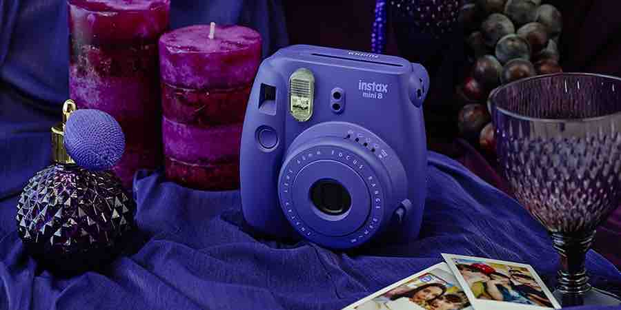 Camara fujifilm instax mini 8. Polaroid instax