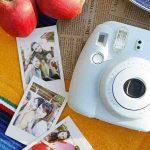 Camara polaroid fujifilm. camara de fotos fujifilm. instax precio. camara tipo polaroid