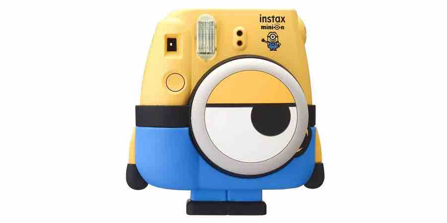 Fujifilm instax 8 Minion